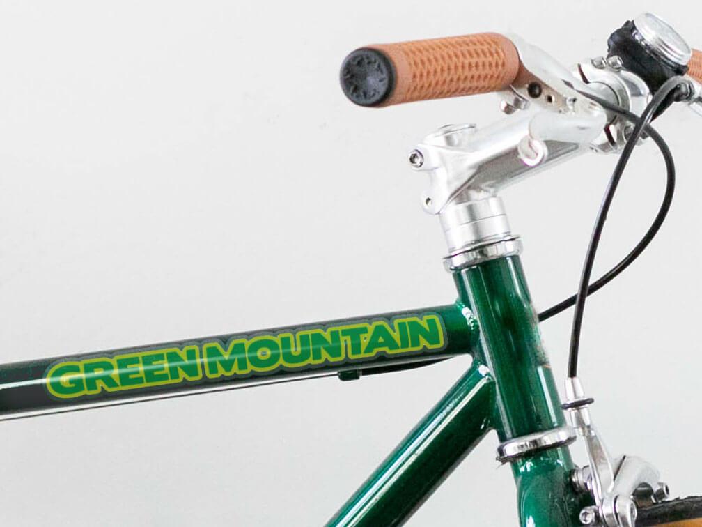 bike frame vinyl stickers