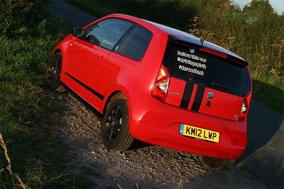Car windscreen stickers