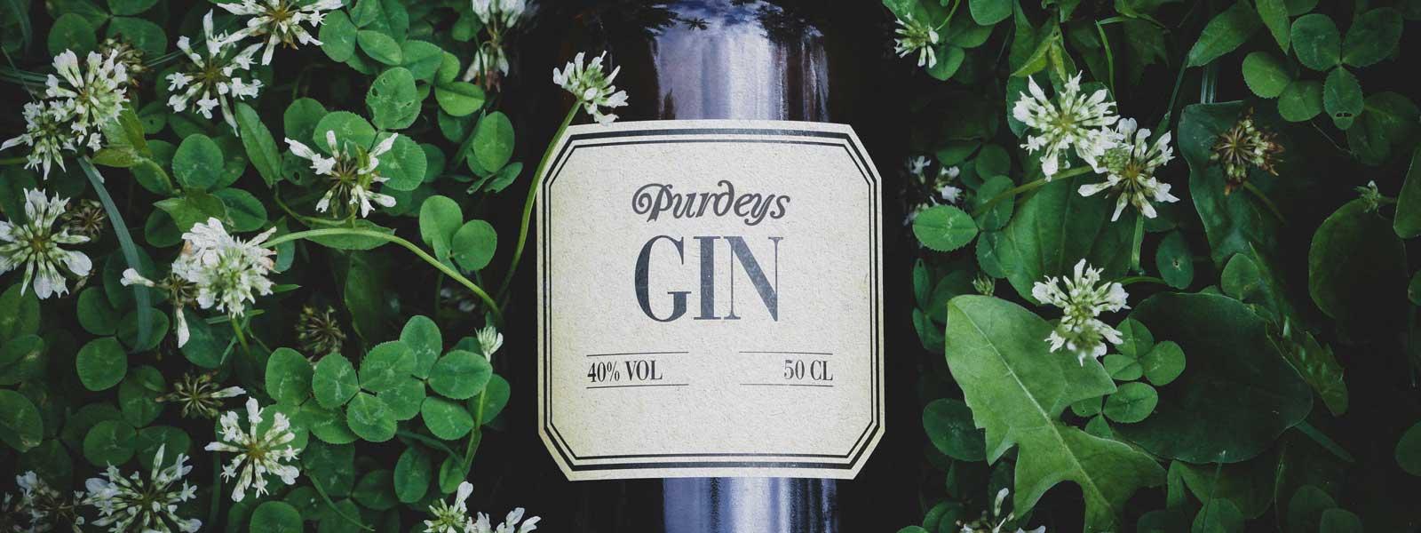 gin label printing uk