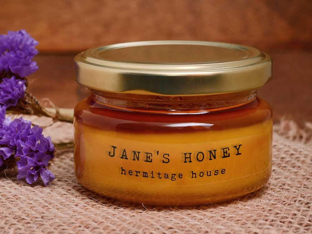 custom honey stickers