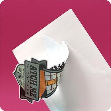 individual window stickers