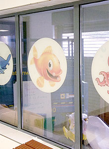 Swimming pool stickers list